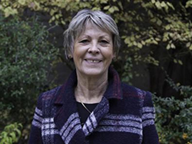 Christiane, secrétaire générale de Caritas Habitat