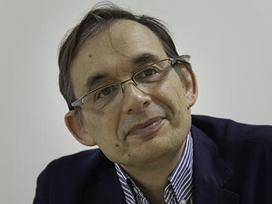 Érick, directeur de développement Caritas Habitat