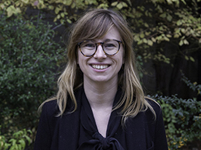 Marie-Charlotte, directrice de développement Caritas Habitat
